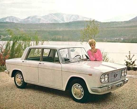 Fulvia 1963