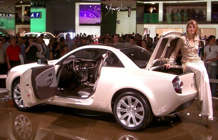 Men Fulvia gjorde en kort comeback 2003 i form av en conceptbil, som var en retrodesign av den legendariska coupéen.
