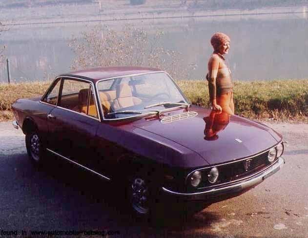 Fulvia fick en ansiktslyftning 1969, sedanen gick ur produktion 1973 efter nästan 200 000 byggda exemplar.