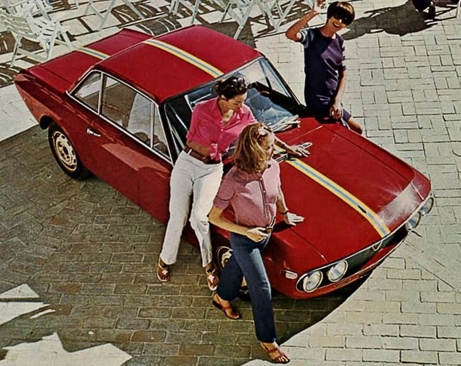 Men coupéen främst i HF-utförande fick fortsätta fram till och med 1976, då dessa blev omåttligt populära och framgångsrika i rally och racing, och kom att vara så många år framöver.