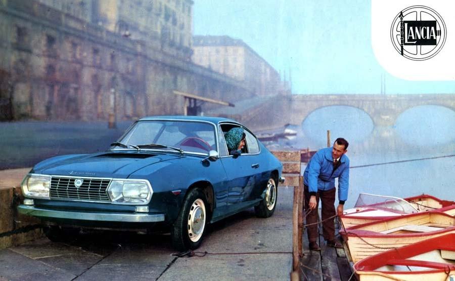 Samma år kom också en Zagato Sport version på coupéen, denna fanns fram till 1972.