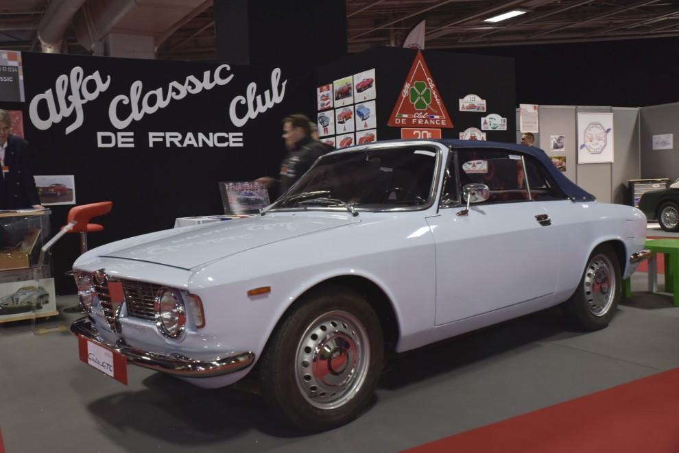 Alfa Romeo 1600 GTC – en av 1000 byggda.