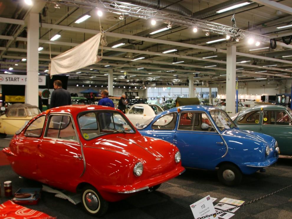 Fram King Fulda känner vi den som, Fuldamobilen byggdes i enrad olika länder under olika namn. Dock aldrig av Fulda själva, som bara tillhandahöll licenserna för bilen.