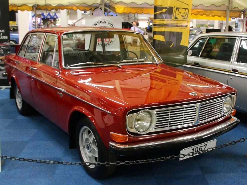 1967, Volvo 144