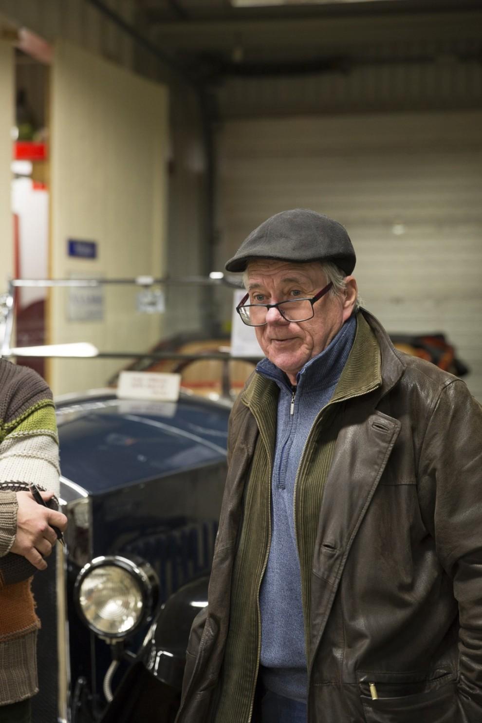 Kjell Olssons kulturgärning kan inte underskattas. Med envishet och kunnande har han skapat en av världens största Volvosamlingar. Men nu ska allt säljas.