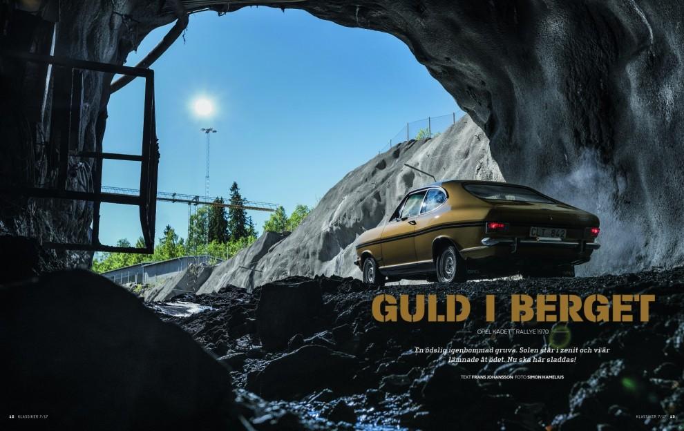Opel Kadett Rallye – vilket sladdbarn!