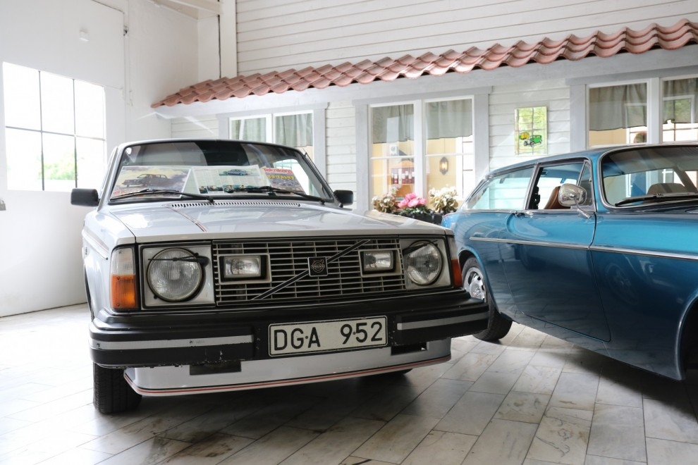 Volvo 242 GT 1979 hade den 140 hk starka B23E-motorn med Bosch K-jetronicinsprutning.