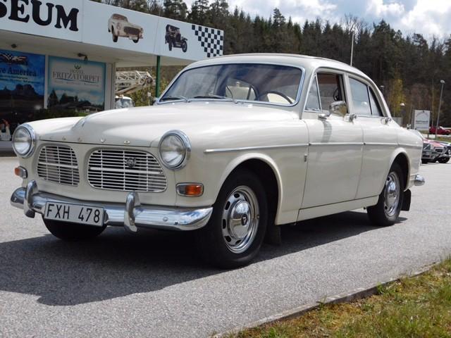 Volvo Amazon 121 Soltak 1966