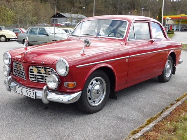 Volvo Amazon 123 GT 1967