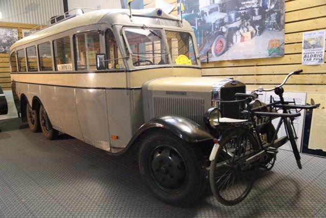 Volvo LV72DS 1935