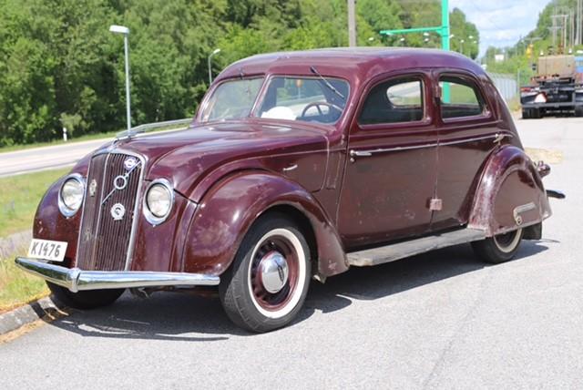 Volvo PV36 Carioca 1936