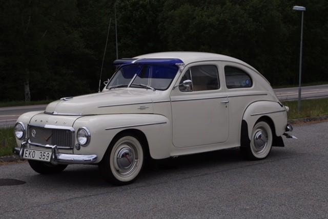 Volvo PV444 LS California 1957