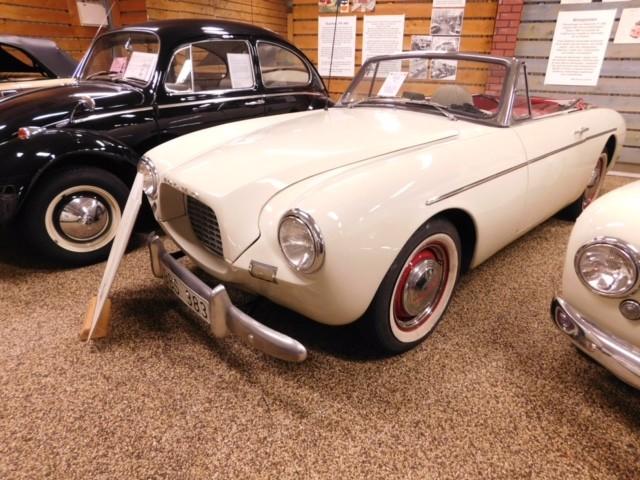 Volvo Sport P1900 1956