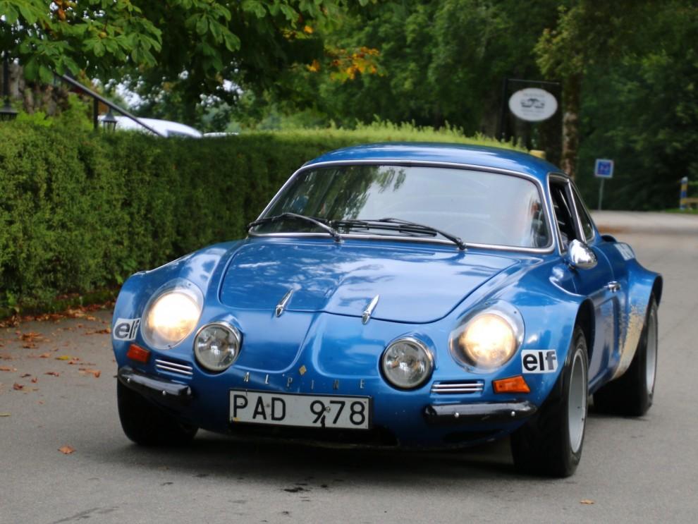 Säger man fransk sportbil tänker nog de allra flesta på Alpine A110, i blått såklart.