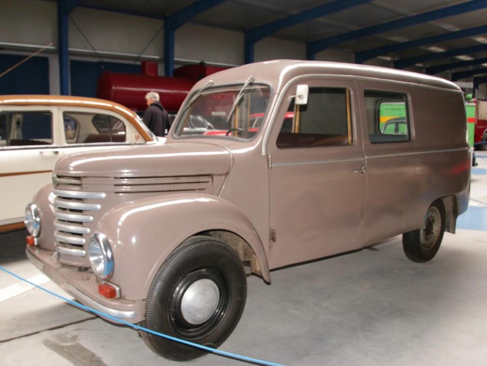 Kan sägas varit Östtysklands motsvarighet till Opel Blitz, Framo V901.