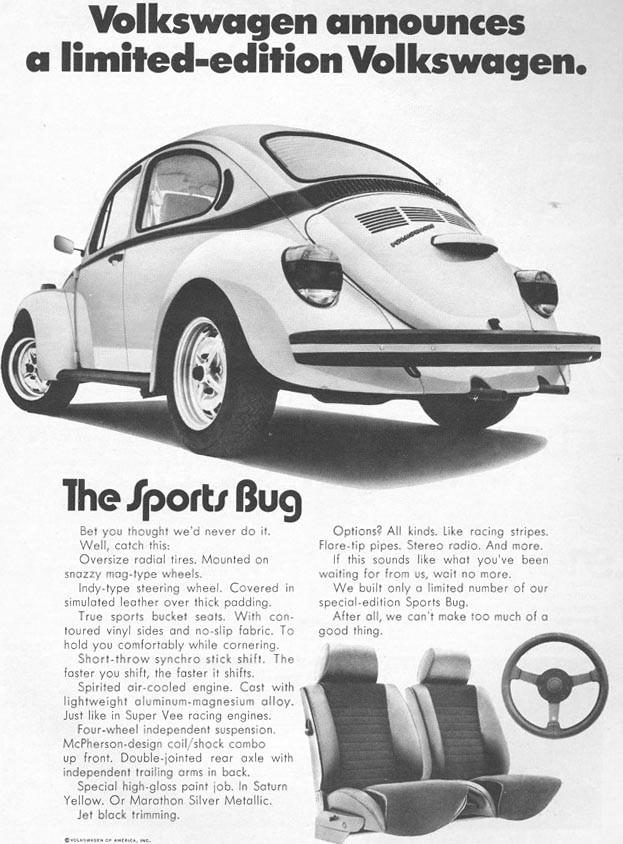 Och Sports bug 1973