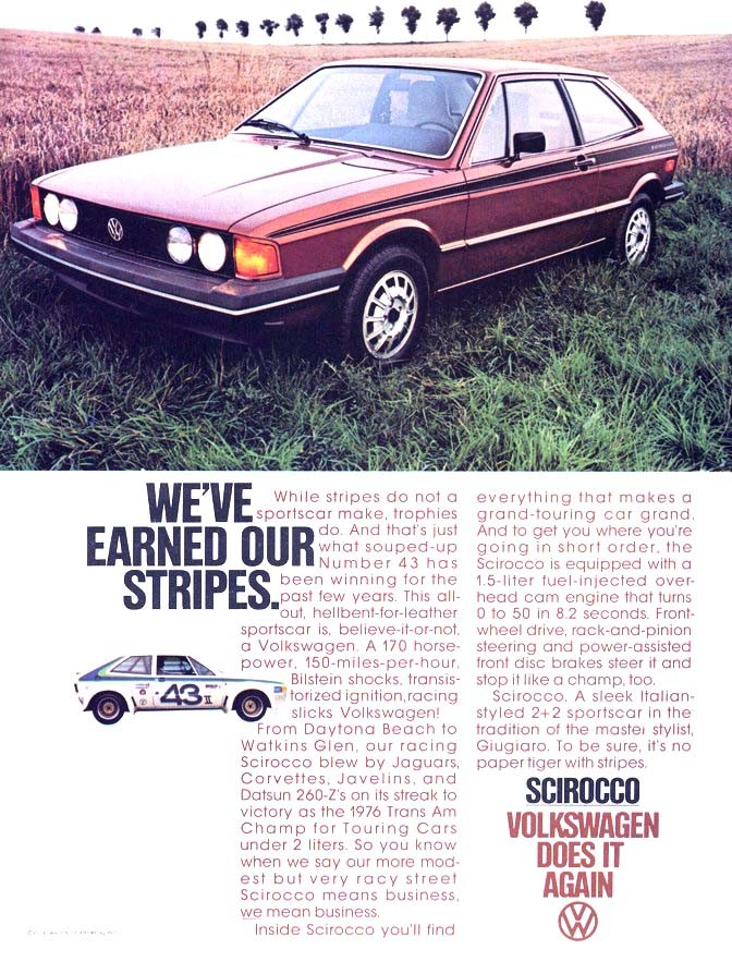 Scirocco 1978