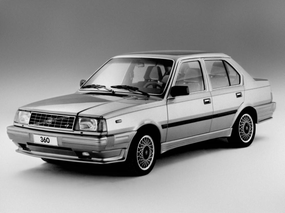 Volvo 360 kunde få stylingpaket från Theis K1. Frågan är hur stor målgruppen 360-ägare med intresse för bilstyling var.