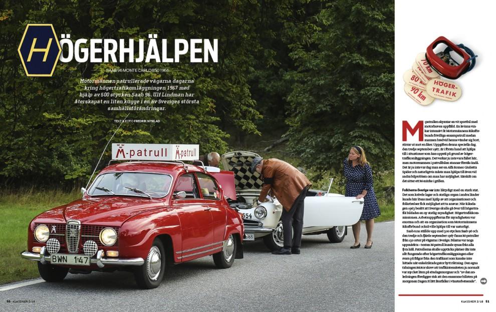 Närr Saab rycker ut!