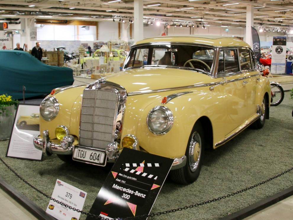 Mercedes-Benz 300D från 1954