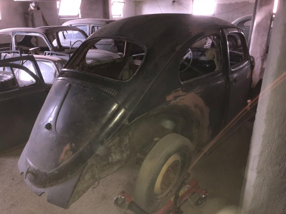 Volkswagen 1951 på auktion