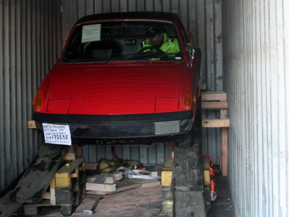 VW-Porsche 914, en alla de sportbilar som till största delen exporterades till USA