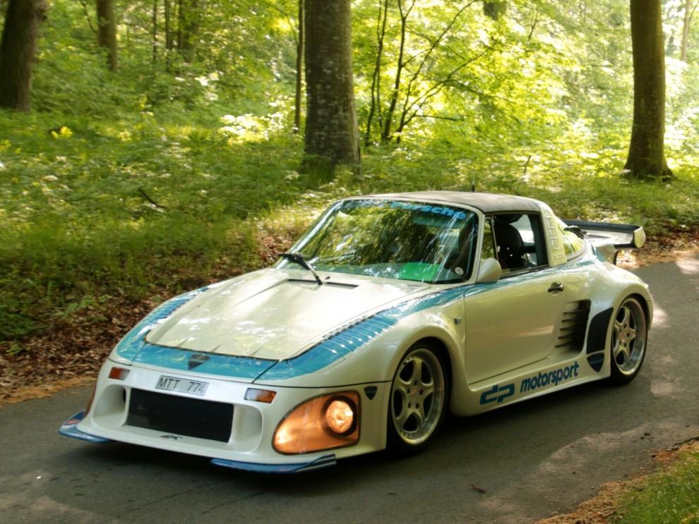 En klassiker, Joseph Zirkelbach DP-Porsche 935