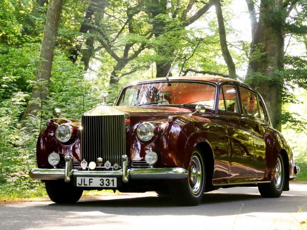 RREC, Rolls-Royce/Bentleyklubben hade stor uppslutning i år.