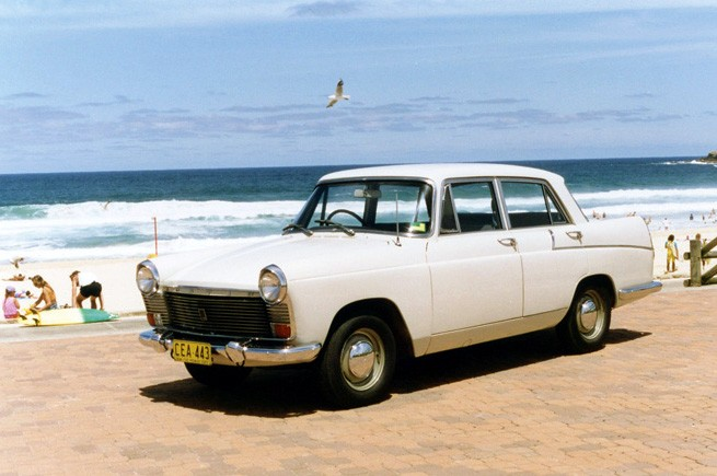 Austin Freeway hette den australiensiska varianten av Austin A60. Gjordes mellan åren 1962-65