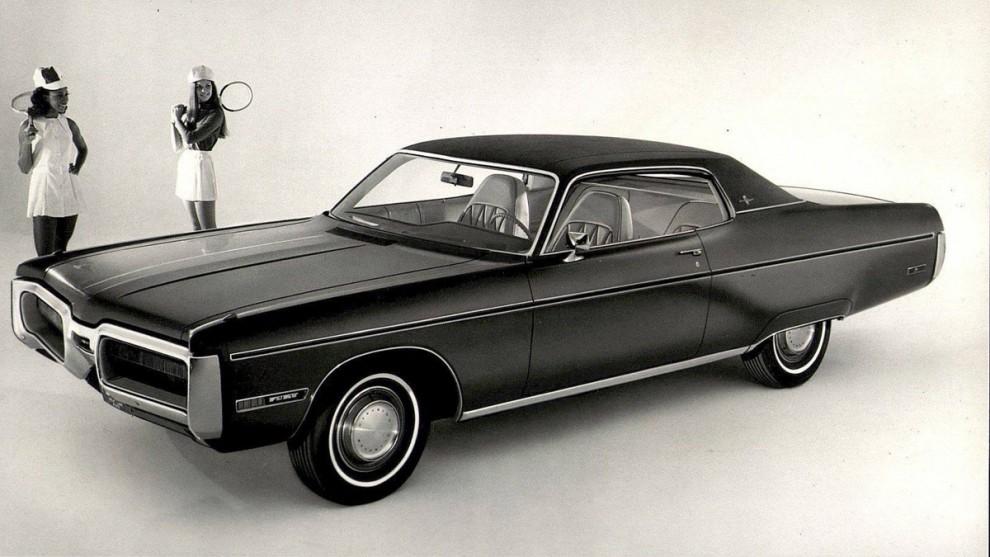 Störst på planen, Plymouth Fury Gran coupe 1972. Plymouth gjorde en djungel utav sina Furymodeller, och namnet Gran coupe blev ett för mycket. Istället gjorde man en egen modellserie av den lite senare, Gran Fury.