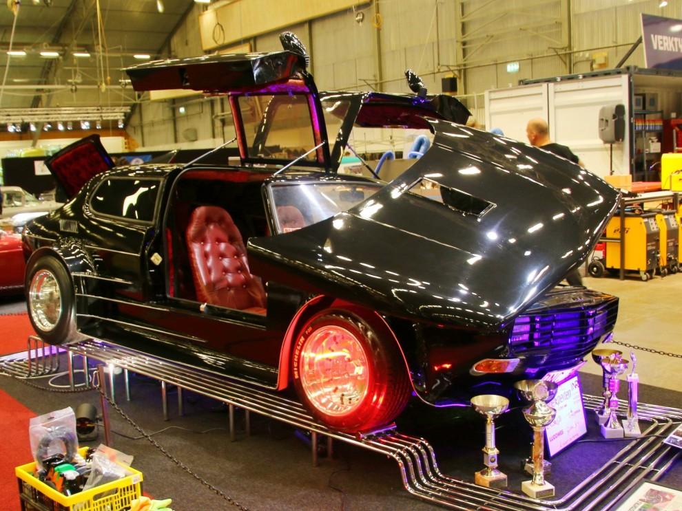 Spektakulär Saab 99