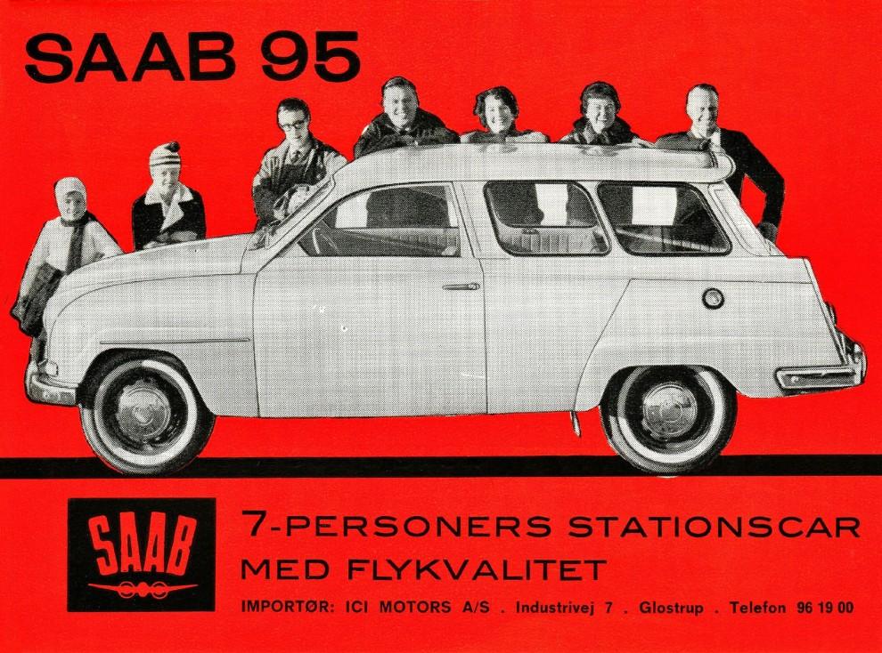 Danmark 1962