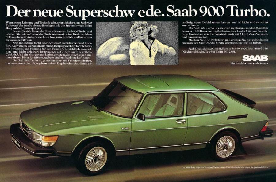 900 Turbo 1980, Västtyskland