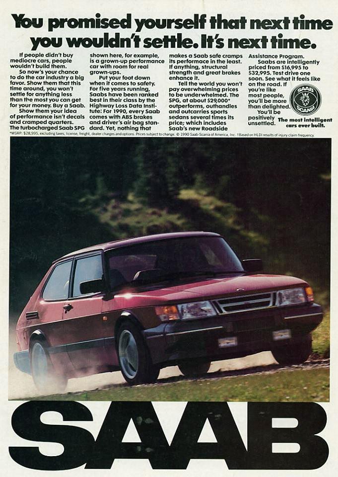 900 Turbo, USA 1990