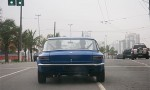 Bildspel: På långresa i Ford Mustang