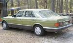 Bildspel: Bergmans Mercedes såldes förvånansvärt billigt!