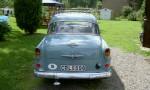 Bildspel: 32 mil i en gammel Opel