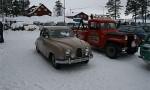 Bildspel: Femtonde vinterrallyt i Östersund
