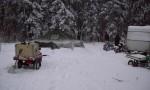 Bildspel: Vintermopedism