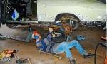 Bildspel: Renovering i rallyfart