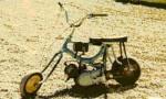 Bildspel: Renovering av tvåhjulingar