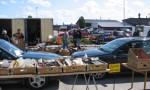 Bildspel: Volvomarknad i solsken