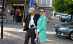 Bildspel: Strapatser i Saab