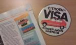 Bildspel Citroën Visa