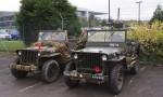 Bildspel: Militärfordon på Brooklands