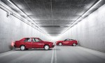 Simon Hamelius bilder av Alfa 75 QV & Alfa SZ