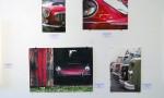 Bilkonst på Galleri Fallera