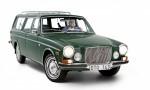 Volvo 165 som modellbil