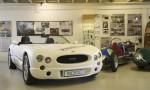Tema-utställning om Volvo på Arvika Fordonsmuseum