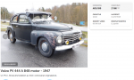 Bildspel – slutpriser på 39 Volvo